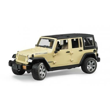 Bruder Jeep Wrangler Unlimited Rubicon - 02525