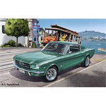 Revell 07065 1965 Ford Mustang Model Set Maket Araba (1:24)
