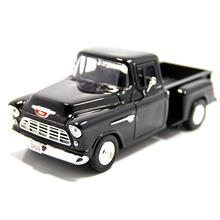 Motor Max 1:24 1955 Chevy 5100 Stepside (Siyah) Model Araba