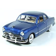 Motor Max 1:24 1949 Ford Coupe (Mavi) Model Araba