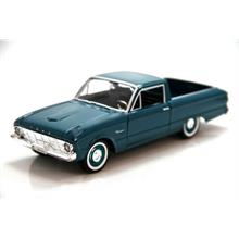 Motor Max 1:24 1960 Ford Ranchero (Yeşil) Model Araba