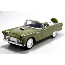 Motor Max 1:24 1956 Ford Thunderbird (Yeşil) Model Araba