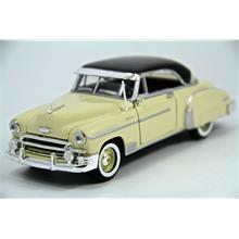 Motor Max 1:24 1950 Chevy Bel Air (Krem) Model Araba