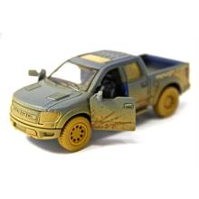 Mavi - 2013 Ford F-150 SVT Raptor Super Crew 1:46 Metal Araba