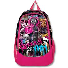 Monster High Eflatun Sırt Çantası