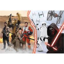 Trefl 260 Parça Two Sides of Power Puzzle (Star Wars)