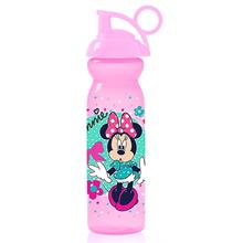Minnie Mouse 680 ml Askılı PP Pembe Matara