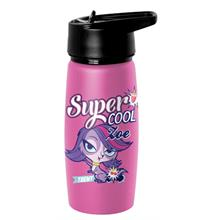 Trendix 500 ml Pembe Çelik Matara (Littlest Pet Shop Zoe Trent)