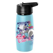 Trendix 500 ml Mavi Çelik Matara (Littlest Pet Shop Pepper Clark)