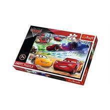 Trefl 13232 Road to Victory Disney Cars 3 200 Parça Puzzle