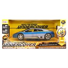 Maisto Lamborghini Murcielago Lp640 Model Araba 1:24 Need For Speed Undercover Gri